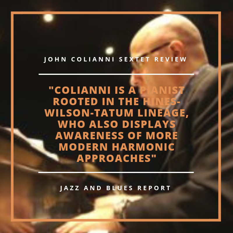 Jazz and Blues Report - John Colianni